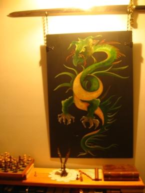 My First Dragon...