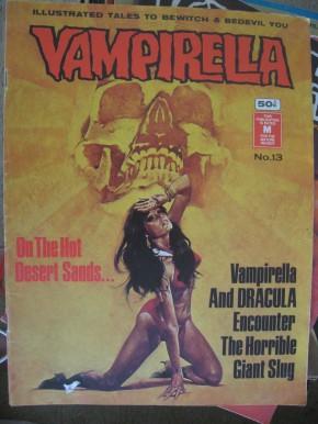 Vampirella Comic #13