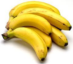 potassium source bananas