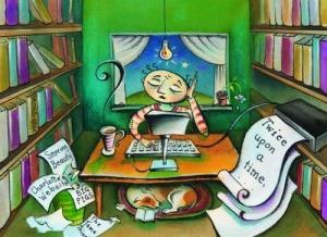 Writers Have Needs! tezi magazine