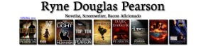 Ryne Pearson's Books can be purchased from Amazon.com