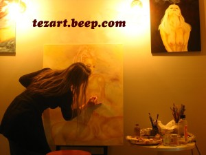 Tezart.beep.com Erotic Art