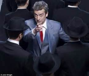 Peter Capaldi to play the twelfth doctor!
