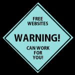 FREE WEBSITES, your website, your way, tezi magazine