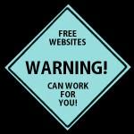 FREE WEBSITES, your website, your way, tezi magazine