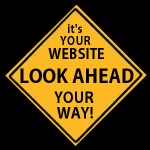 LOOK AHEAD, your website, your way, tezi magazine