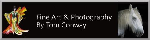 Tom Conway (Tezi Magazine Banner)