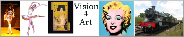 Tom Conway Vision 4 Art