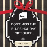 blurb Holiday gift guide, tezi magazine