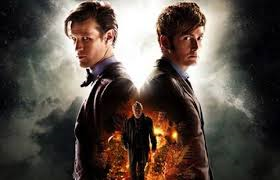 dr who day of the doctor NO TEXT