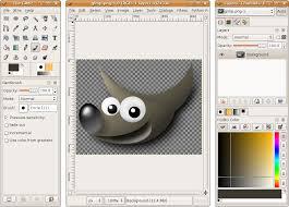 gimp screen